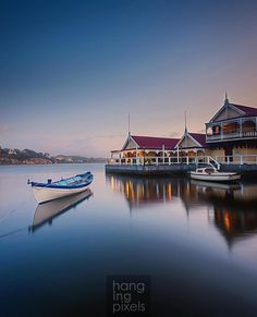 A beautiful scene by the boathouse in Warrnambool SW Victoria. Great capture courtesy of @hangingpixels_photo_art #liveinvictoria #victoria #vic #warrnambool #greatoceanroad #gor #boathouse #proudfoots #hopkinsriver #hopkins #boats #boating #river #fishing #rowing #beautiful #scenic #nature #love #australia #liveinaustralia by liveinvictoria