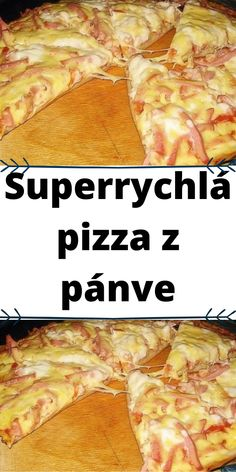 Super Pizza, Hawaiian Pizza, Food And Drink, Pasta, Beef, Cheese, Chicken, Dinner, Recipes