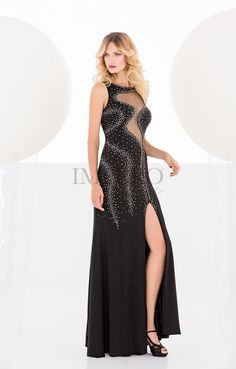 1d162540b63b ML 15028  abiti  dress  wedding  matrimonio  cerimonia  party  event   damigelle  nero  black