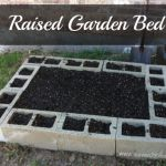 Raised bed garden designs!  This one was fun and easy to do.