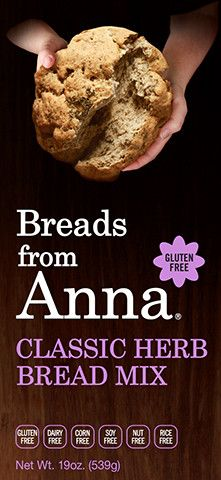Classic Herb Bread Mix