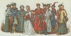 Polish nobility, XVII C.