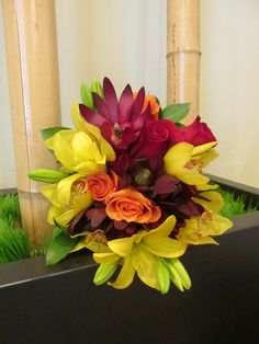 Bridal Bouquet from Fuji Floral Design