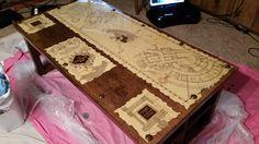 Marauders Map Coffee Table - Imgur