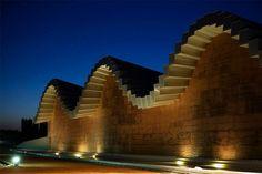 Ysios bodega by Santiago Calatrava