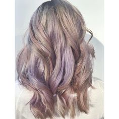 Took this lady from her dark natural level 4 to this #metallic #silverhair with a #violet and #pink sheen over it! Love seeing all 3 tones in one color! @shagboston @behindthechair_com @american_salon @nothingbutpixies @imallaboutdahair #metallichair #silverhair #violethair #pinkhair #multitonedhair #futuristichair #bostoncolorist #bostonstylist #shagsalon #shagboston #1000orbust #olaplex @olaplex