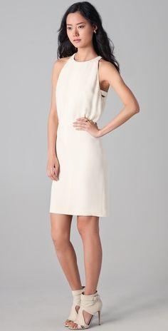 Nellie Partow Ava Dress thestylecure.com