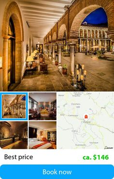 JW Marriott Hotel Cusco (Cuzco, Peru) – Book this hotel at the cheapest price on sefibo.