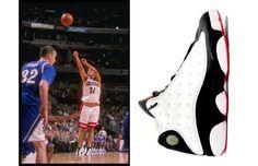 Air Jordan XIII: Miles Simon circa '97