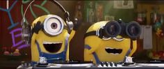 New party member! Tags: funny lol laughing laugh minions despicable me 3