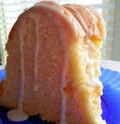 Cream Cheese Pound Cake – Easy Recipes