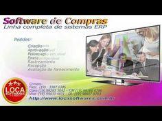 Software de compras gestão de materiais e serviços - YouTube
