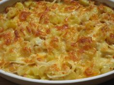 Make and share this Easy Potato Bake recipe from Food.com.