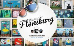Poster: Stromfarben Flensburg