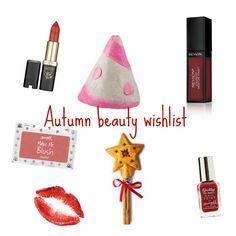 Autumn beauty wishlist