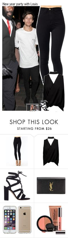 """""""#1974❤"""" by sofi-camachod ❤ liked on Polyvore featuring Boohoo, Gianvito Rossi, Yves Saint Laurent, Speck, LORAC, maurices, OneDirection, 1d, louistomlinson and 1DOutfits"""