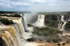 Guia Tour & Shop: Mais brasileiros no Parque Nacional do Iguaçu