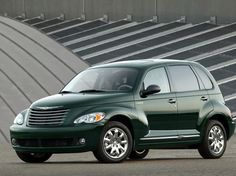 Chrysler PT-Cruiser: Car that looked GREAT from the outside but Chrysler never gave this car a chance to live up to it's potential by improving the quality of it's interior and adding a fuel efficient engine.