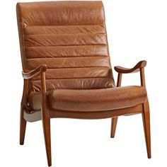 DwellStudio Hans Chair (2 350 AUD) via Polyvore featuring dwellstudio