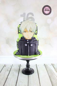 Manga cake