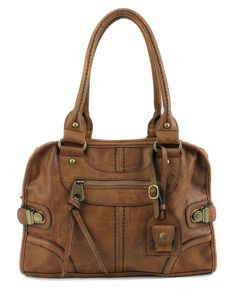 Scarleton Vintage Satchel H1068 for $19.99 #MG #Collection #LUCIA #Ninewest #leather