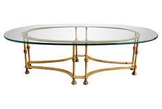 Regency Coffee Table on OneKingsLane.com