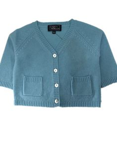 Baby Kaschmir Strickjacke Cardigan himmelblau Himmelblau, Sweaters, Fashion, Beautiful Babies, Jackets, Cast On Knitting, Clothing Apparel, Moda, Sweater