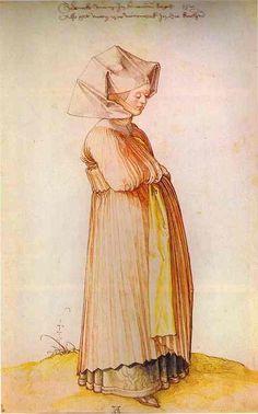 Durer Albrecht, drawing