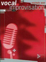 Vocal Improvisation (Book & CD)