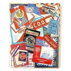 lovely vintage paper packs by saturday morning vintage