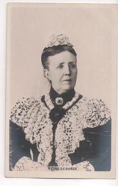 Sophia of Nassau, Queen of Sweden