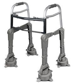 Cuando sea viejo tendré una de estas si algún día las necesito (espero que no)