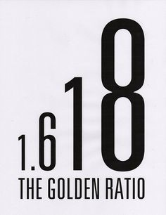 Golden Ratio | perfect ratio? The golden ratio and tips for your DIY projects