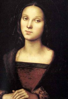 Mary Magdalene by Perugio