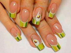 Verdes muy bellas