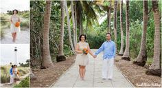 Affordable beach wedding, eloping in Miami. Key Biscayne Wedding near Florida lighthouse. Beach wedding in Miami. Miami Beach wedding. All floral, photography, beach notary by Small Miami Weddings. www.smallmiamiweddings.com