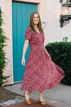 Shelby Dress – The Doing Things Blog