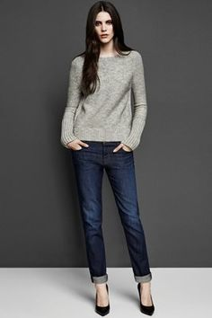 J Brand Jake boyfriend jeans - Dark Side