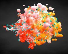 4.5.16 #cinema4d #render #abstractrender #3d #movableobject  #c4d #sss by movableobject