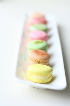 French Macarons  1 dozen assortment made with by jadorelesmacarons, $24.00
