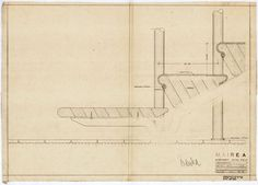 Alvar Aalto detail - V Mairea Architecture Model Making, Architecture Drawings, Architecture Plan, Architecture Details, Interior Architecture, Stair Steps, Stair Railing, Railings, Alvar Aalto