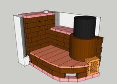 Estufas Rocket: el sistema de calefacción más eficiente para calentar con leña