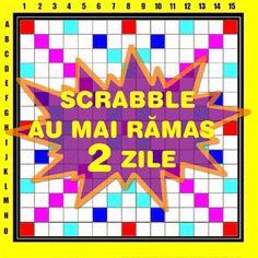 PĂTRĂŢICĂ-blog-Petrică-Aidimireanu: SCRABBLE: Din 20 septembrie, start în partida 11