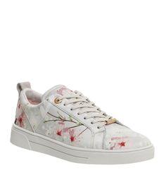 Ted Baker, Orulo Sneakers, Oriental Blossom