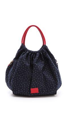 RED Valentino Denim Top Handle Bag   SHOPBOP