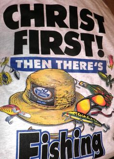 Christ First! Then there's fishing. Gone fishing ''For Me,To Live Is Christ'' Lord first then other thangs. Crappie Fishing Tips, Fishing 101, Fishing Life, Gone Fishing, Kayak Fishing, Fishing Signs, Fishing Quotes, Fishing Humor, Nautical Signs