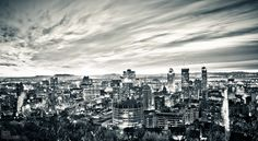 Photograph Montreal Cityscape by Michael Vesia on Oh The Places You'll Go, Places Ive Been, Places To Visit, Around The World In 80 Days, Around The Worlds, Vacation Destinations, Vacation Ideas, Pretty Pictures, Wonderful Places