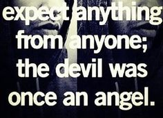 Angel Devil Quote. Sexyforlove.com