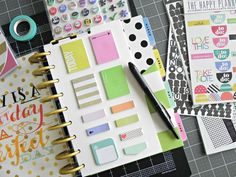 mambi Design Team member Stephanie Buice talks about her Create 365™️ Happy Planner™️ | me & my BIG ideas