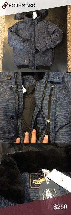NWT Penfield x Staple Pigeon Hanford Jacket Sz L NWT Penfield x Staple Pigeon Hanford Jacket Sz L retail was $420 Jeff Staple Penfield x Staple Jackets & Coats Bomber & Varsity